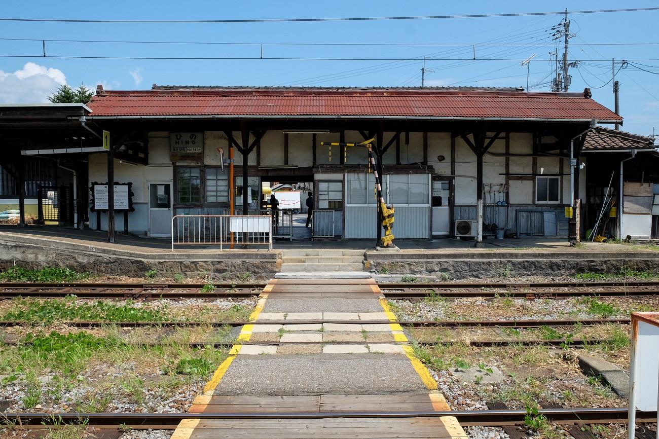 記事近江鉄道 日野駅舎 建替 のイメージ画像