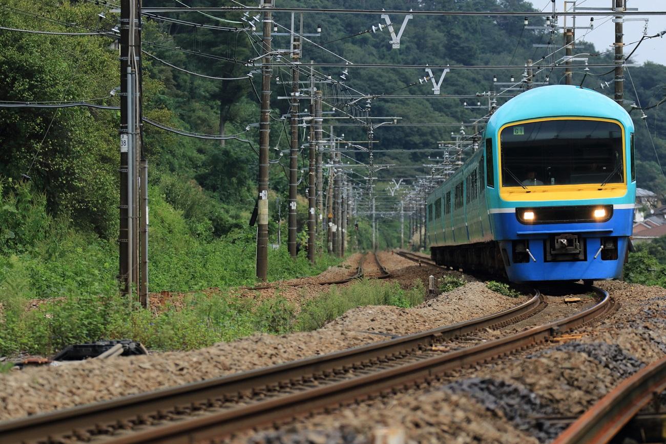記事お座敷電車 ニューなのはな 引退のイメージ画像