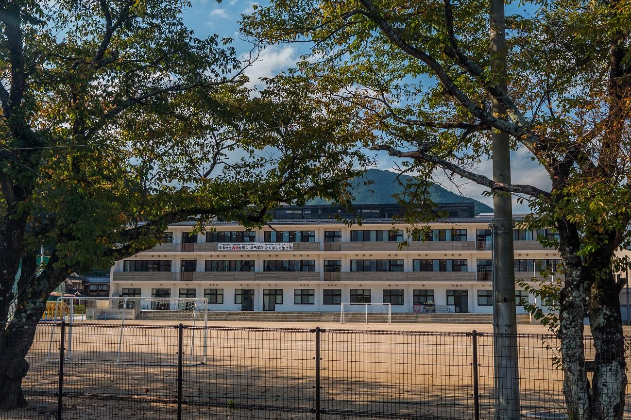 記事丹波市立佐治小学校 閉校のイメージ画像