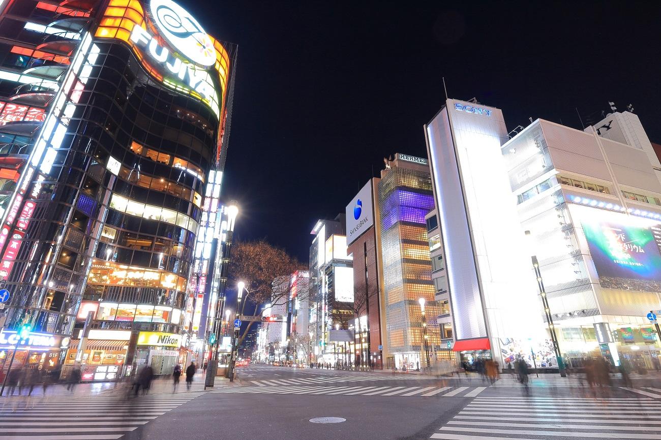 記事銀座ソニービル 解体/取壊のイメージ画像