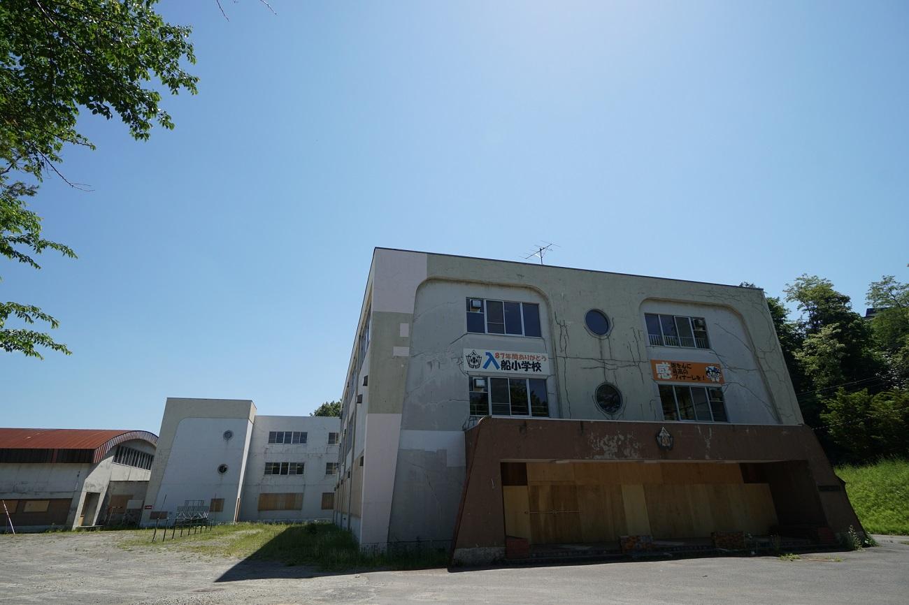 記事小樽市立入船小学校 閉校/統合のイメージ画像
