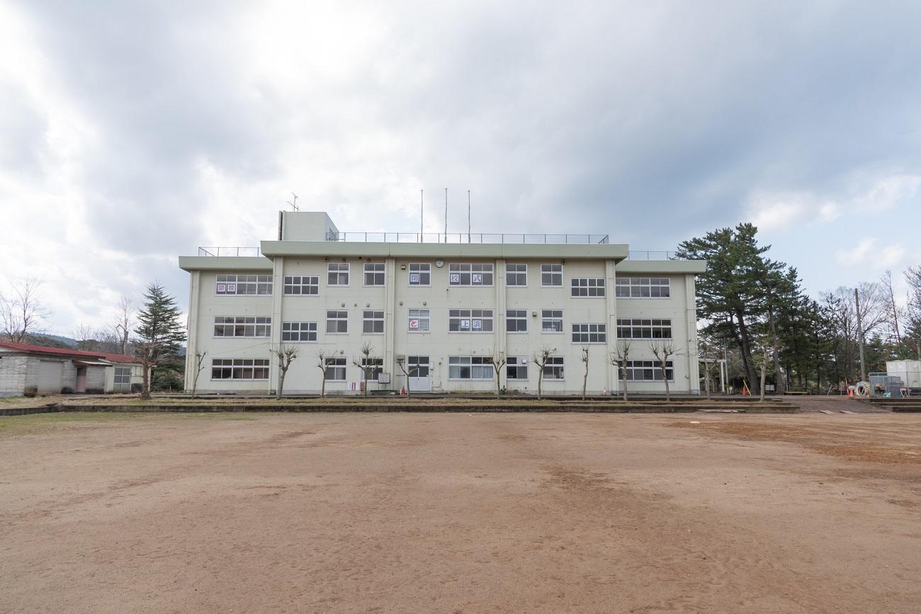 記事にかほ市立上浜小学校 閉校のイメージ画像