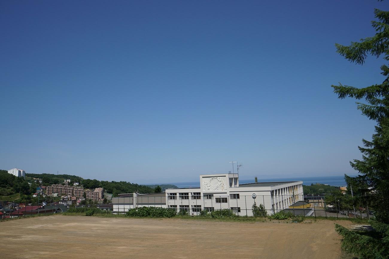 記事小樽市立最上小学校 閉校のイメージ画像