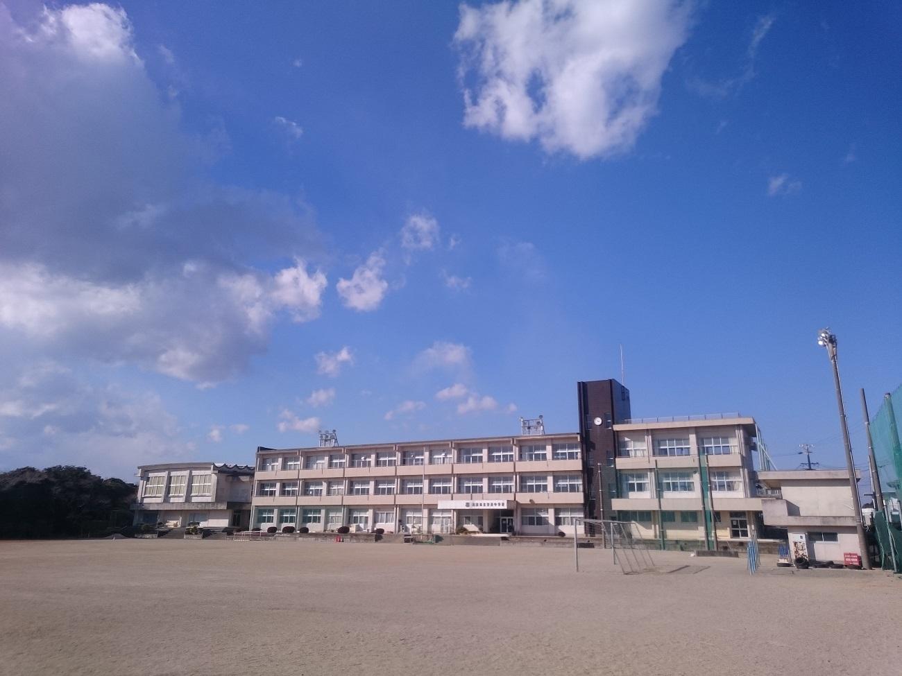 記事志摩市立安乗中学校 閉校のイメージ画像