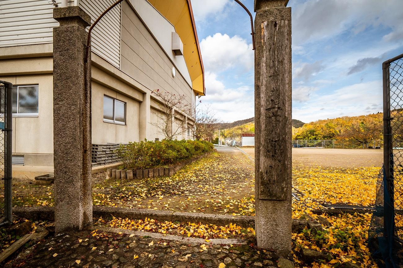 記事福知山市立上六人部小学校 閉校のイメージ画像