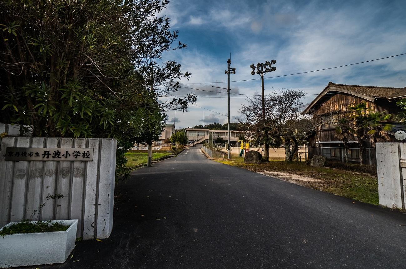 記事京丹後市立丹波小学校 閉校のイメージ画像