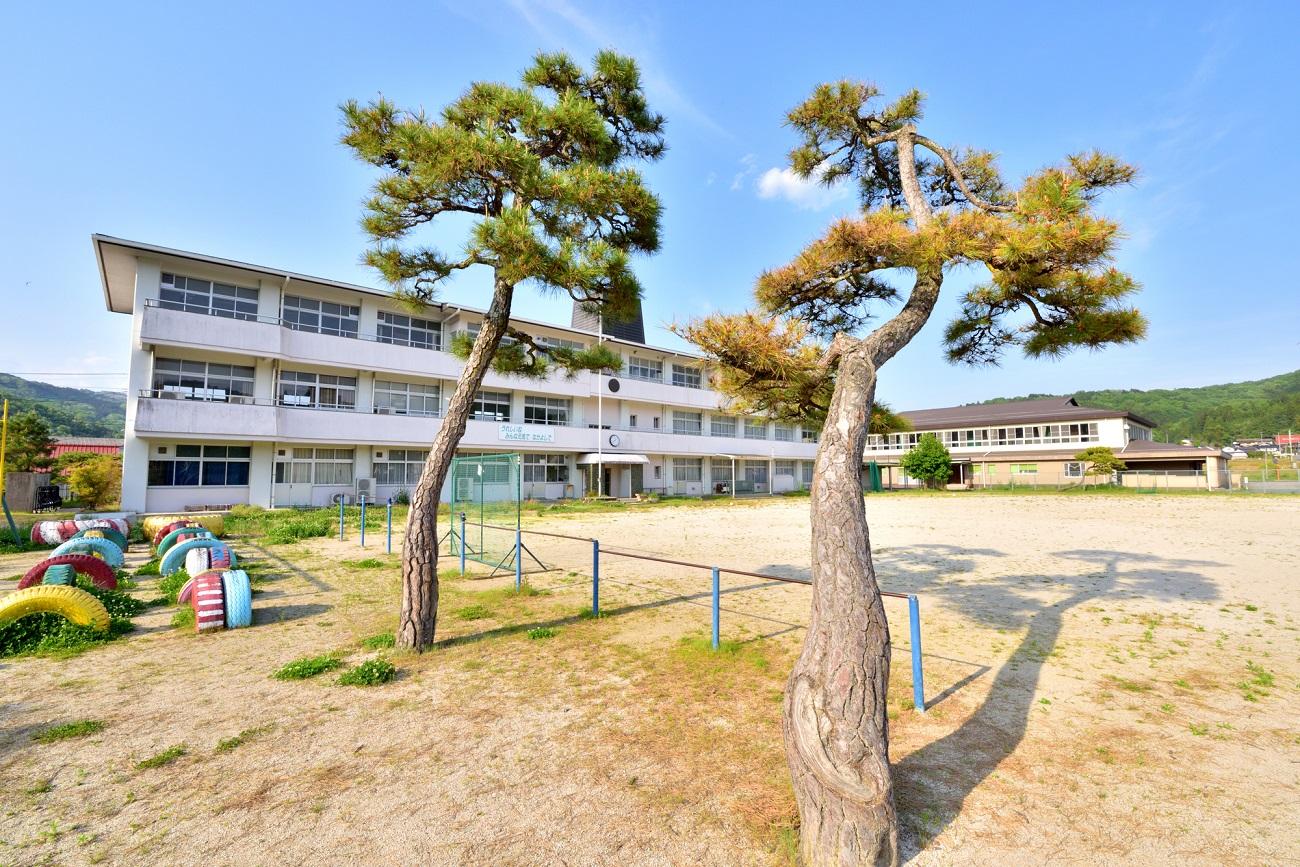 記事真庭市立上水田小学校 閉校のイメージ画像