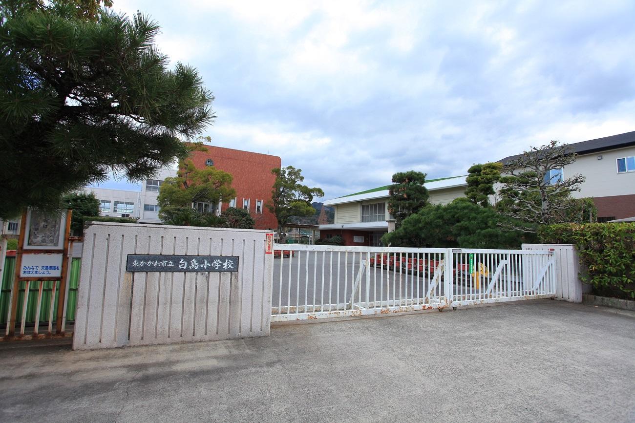 記事東かがわ市立白鳥小学校 閉校のイメージ画像
