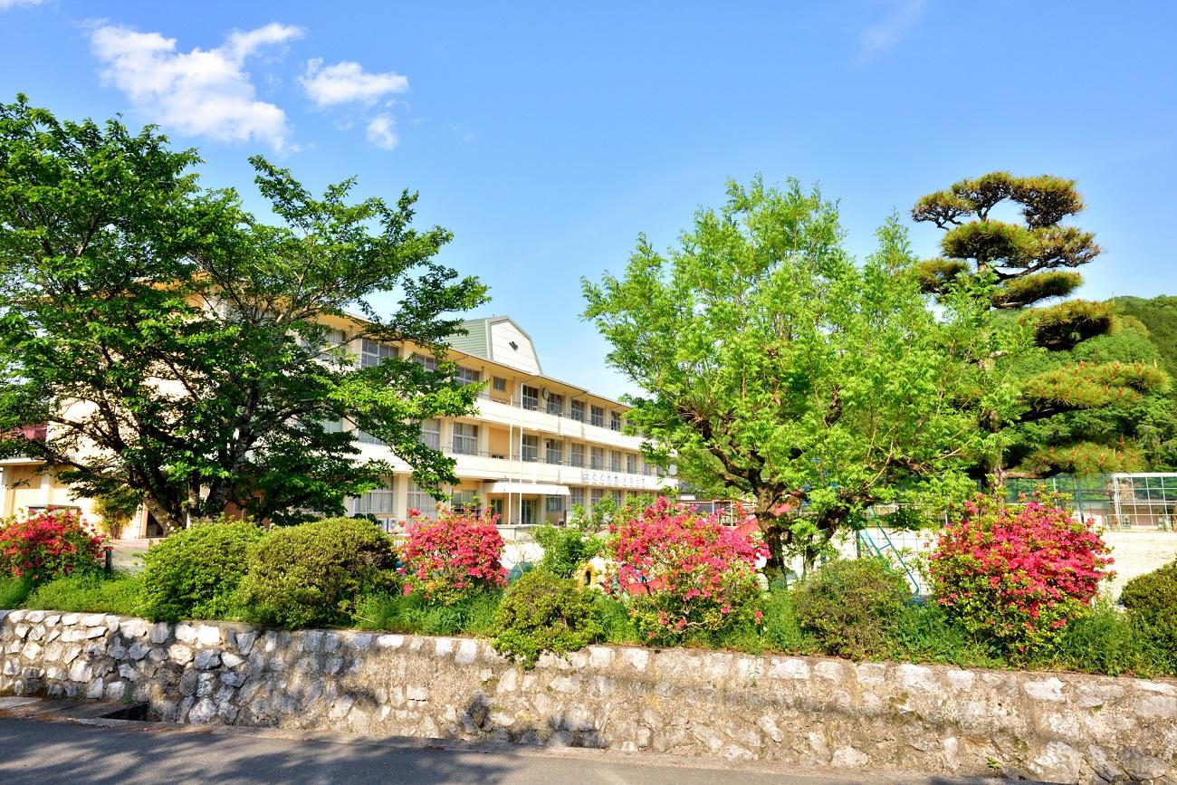 記事真庭市立水田小学校 閉校のイメージ画像