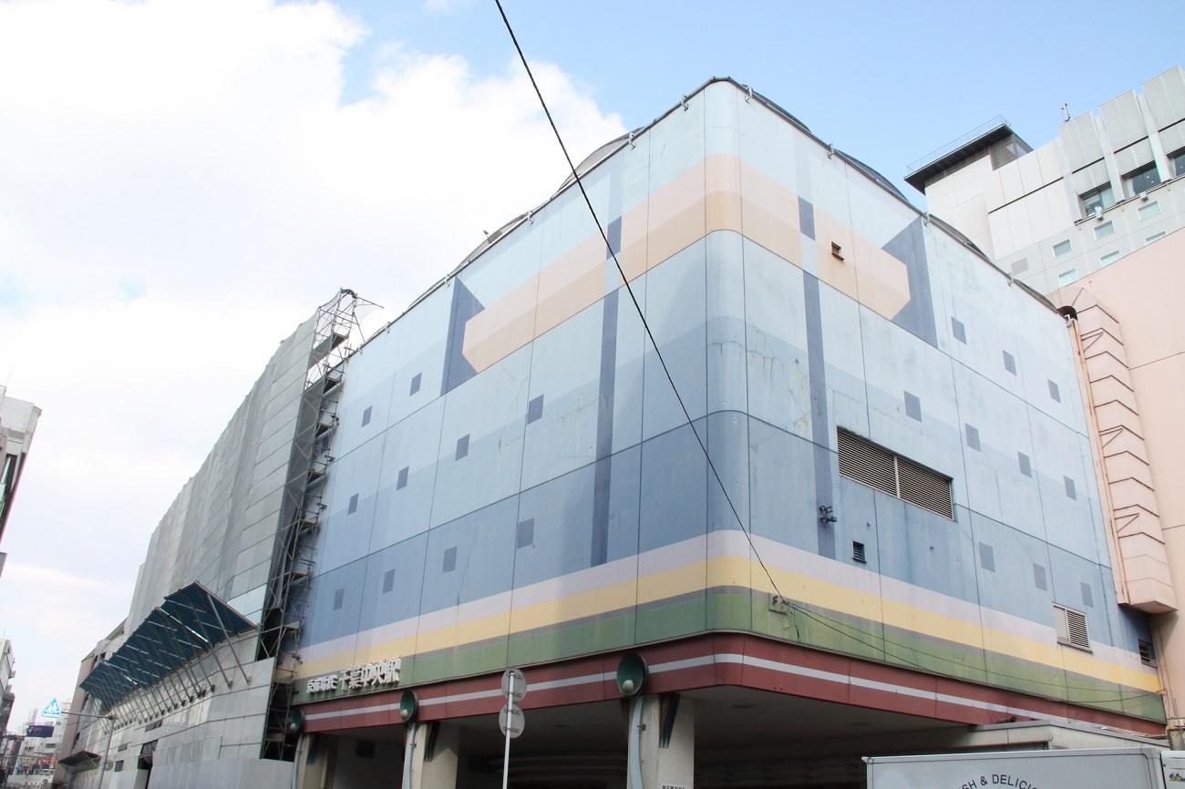 千葉中央駅西口ビル 取壊/建替   ファイナルアクセス