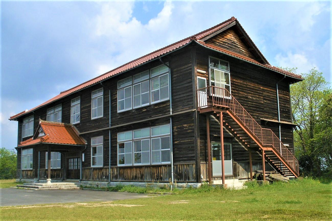 記事雲南市立寺領小学校 旧校舎 引退のイメージ画像