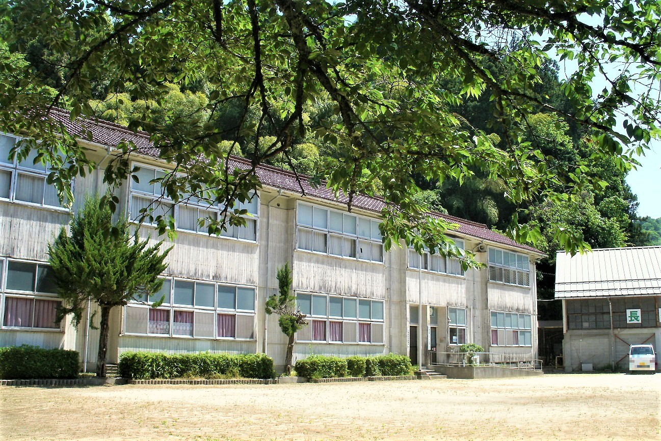 記事桜江町立長谷小学校 閉校のイメージ画像