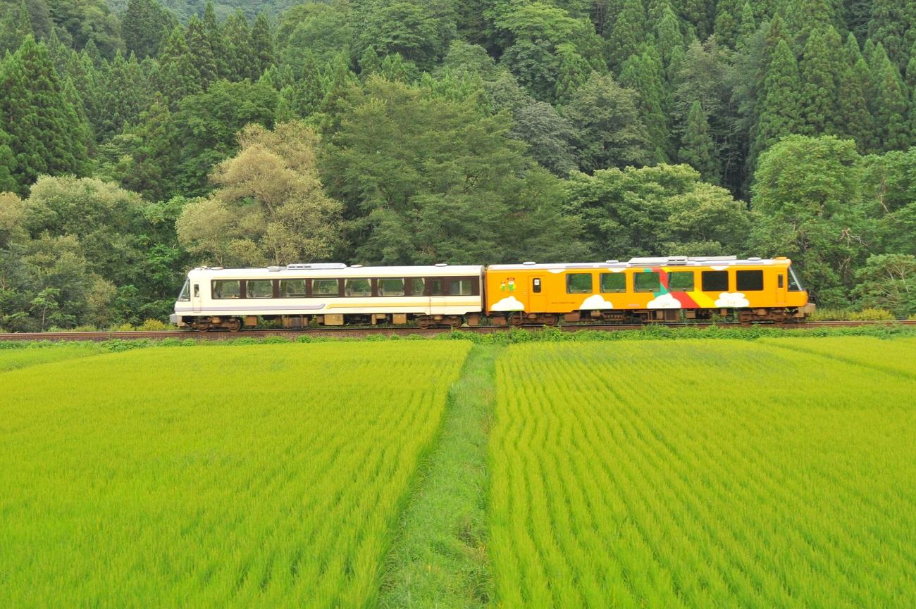 記事秋田内陸縦貫鉄道 AN-8901号車 引退のイメージ画像