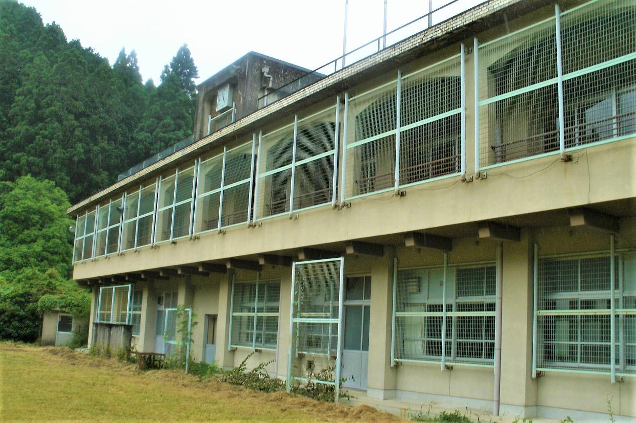 記事美里町立長谷小学校 閉校のイメージ画像