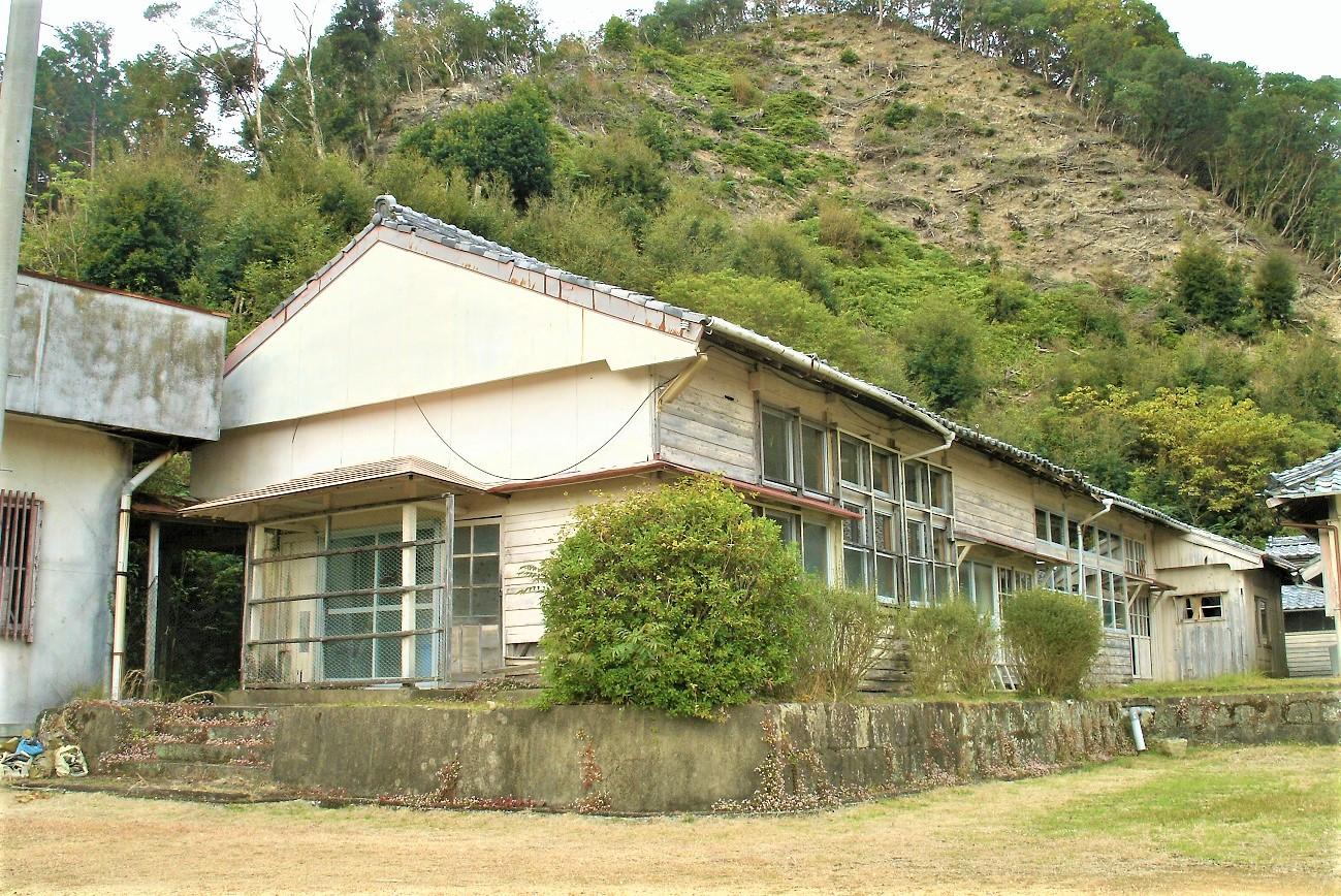 記事那智勝浦町立太田中学校・太田実業学校 閉校のイメージ画像
