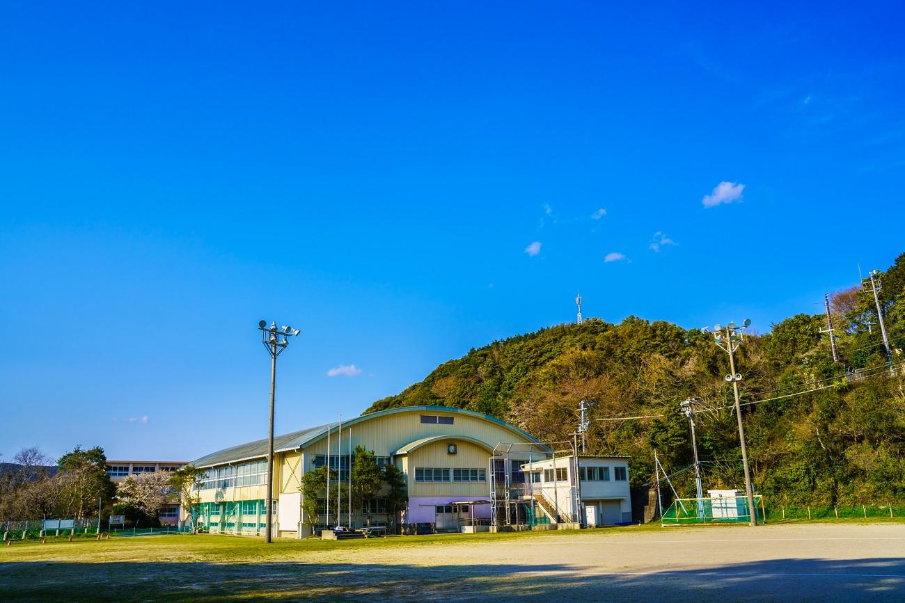 記事長崎市立黒崎中学校 閉校のイメージ画像
