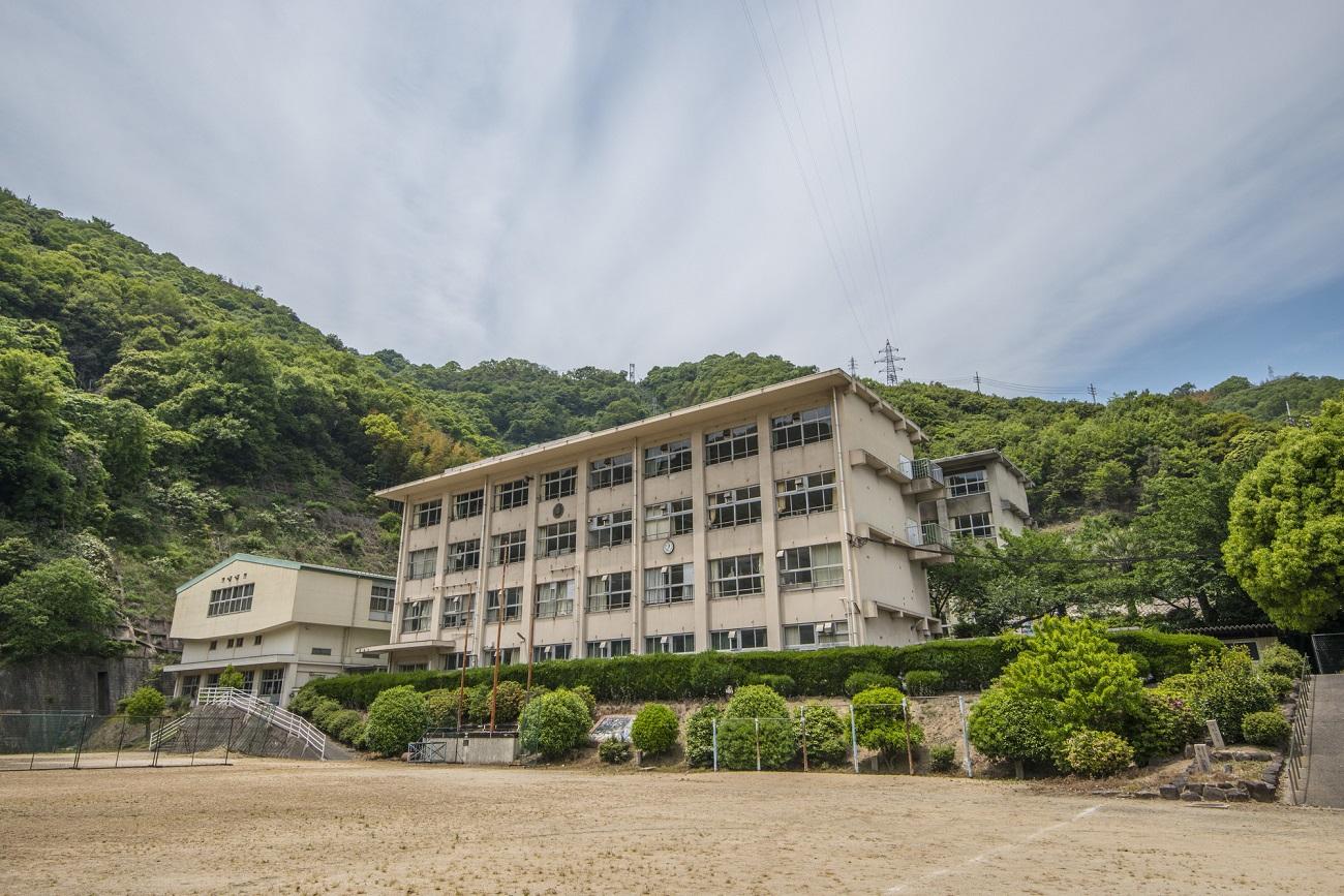 記事福山市立鞆中学校 閉校のイメージ画像