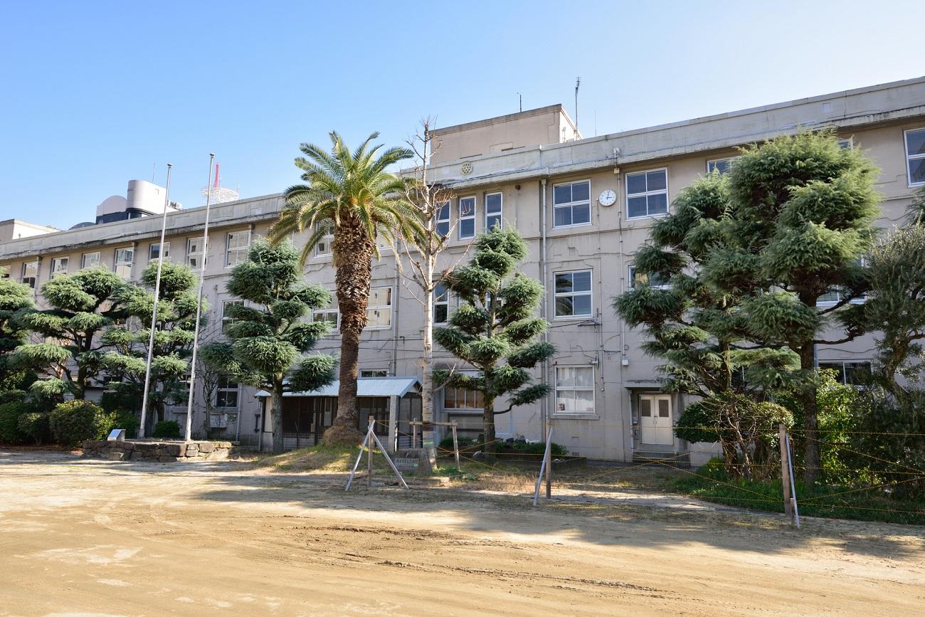記事福岡市立大名小学校 閉校のイメージ画像