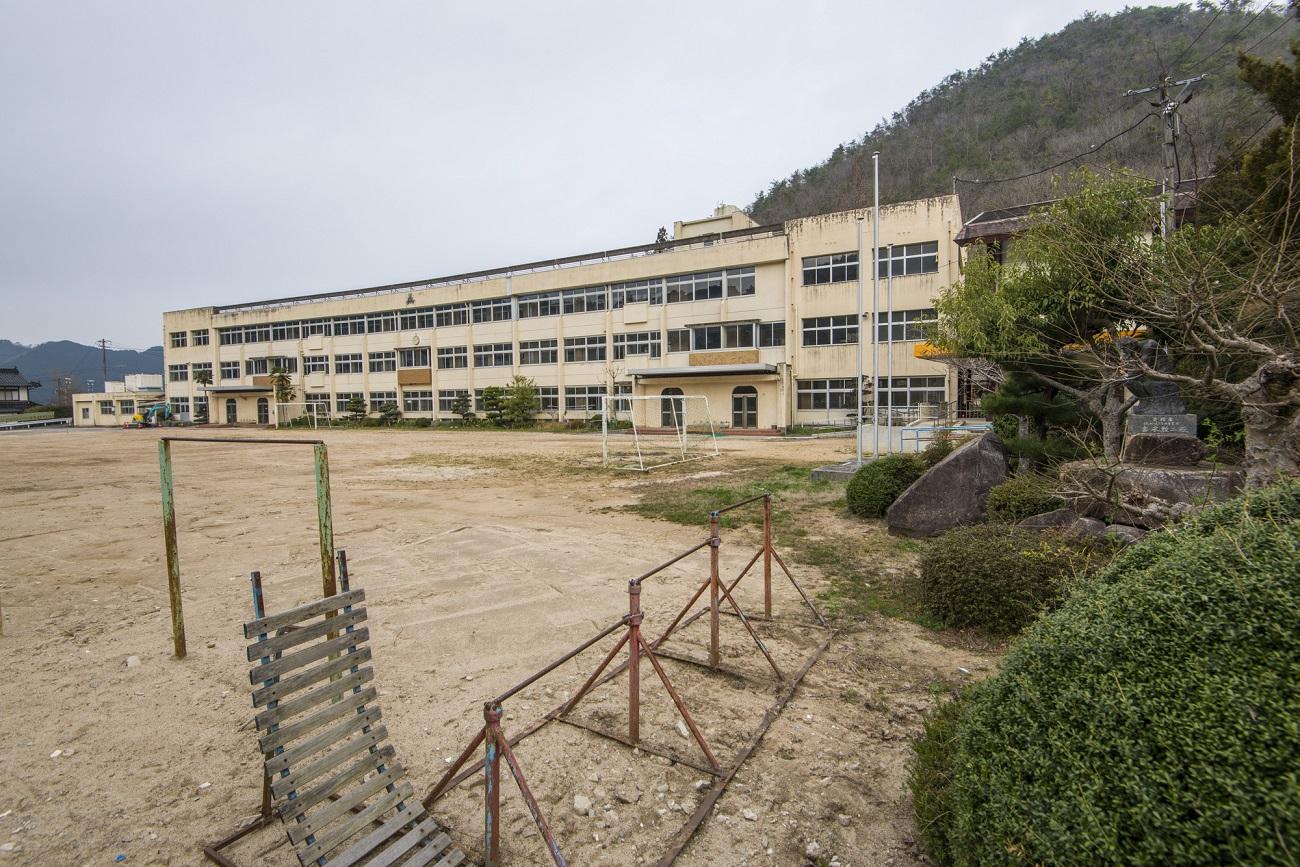記事安芸高田市立小田東小学校 閉校のイメージ画像