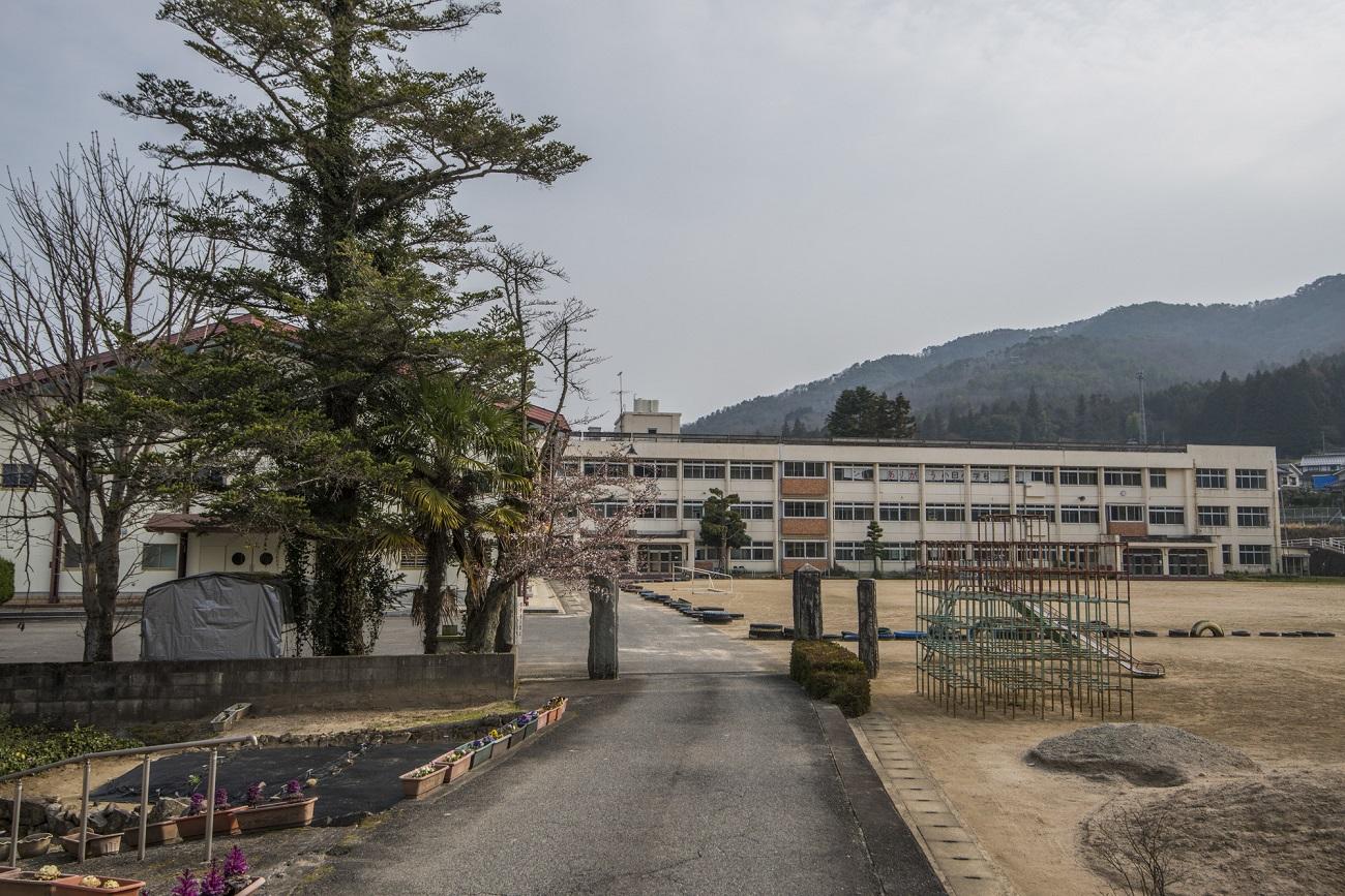 記事安芸高田市立小田小学校 閉校のイメージ画像