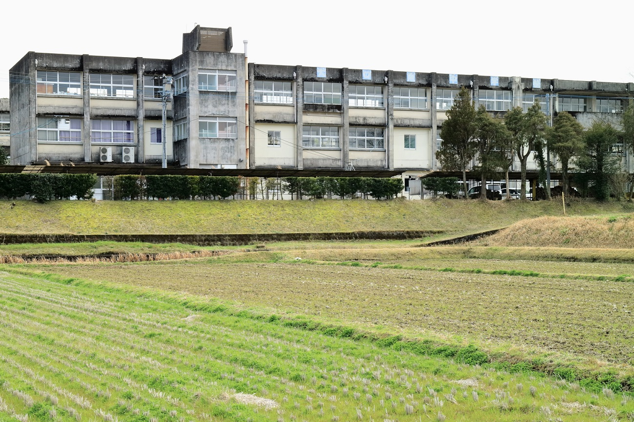 記事伊佐市立大口南中学校 閉校のイメージ画像
