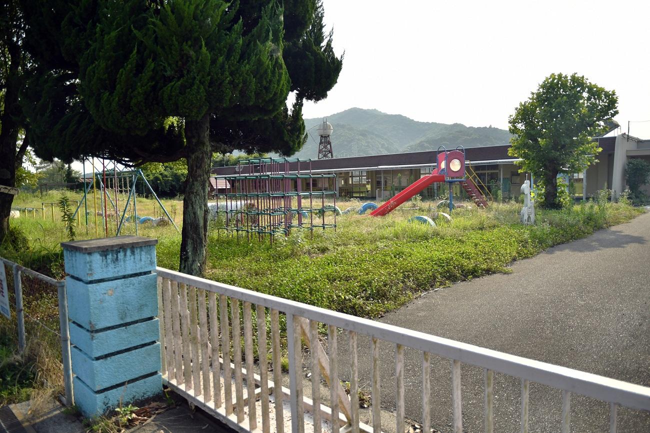 記事光市立さつき幼稚園 閉園のイメージ画像