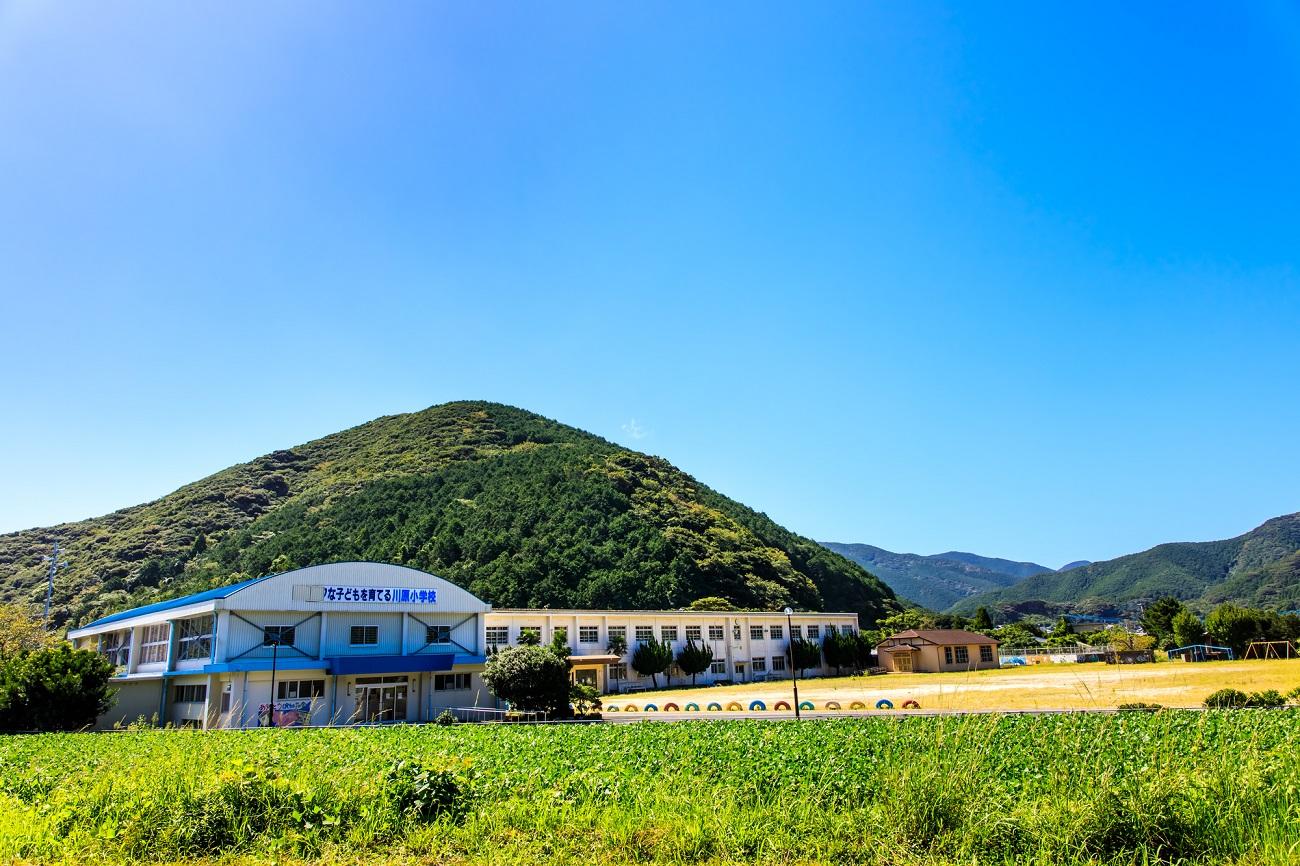 記事五島市立川原小学校 閉校のイメージ画像