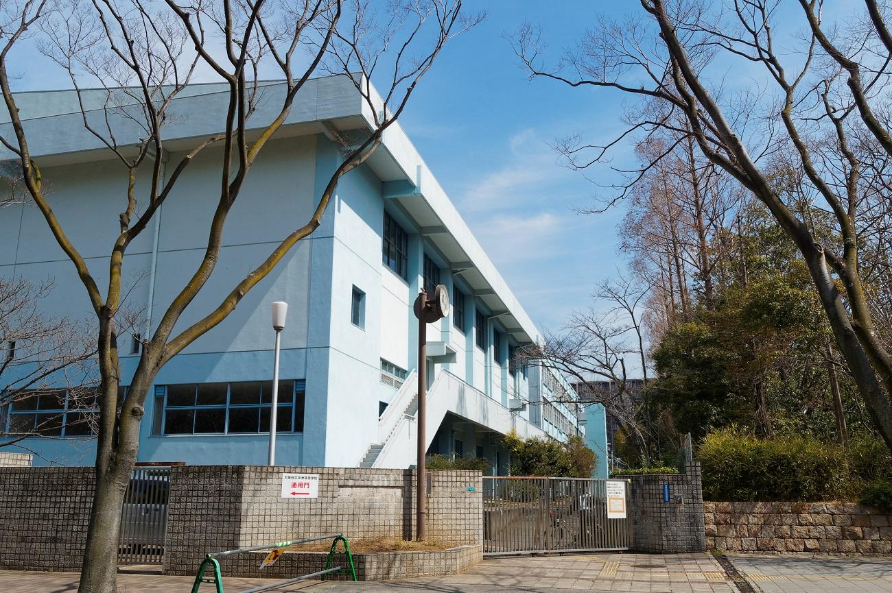 記事大阪府立咲洲高等学校 閉校のイメージ画像