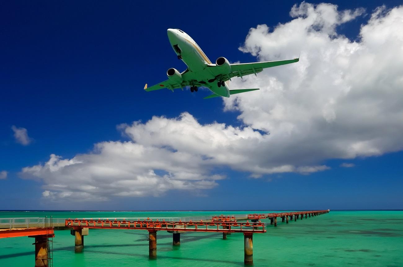 記事下地島空港 長年の空白期間に幕のイメージ画像