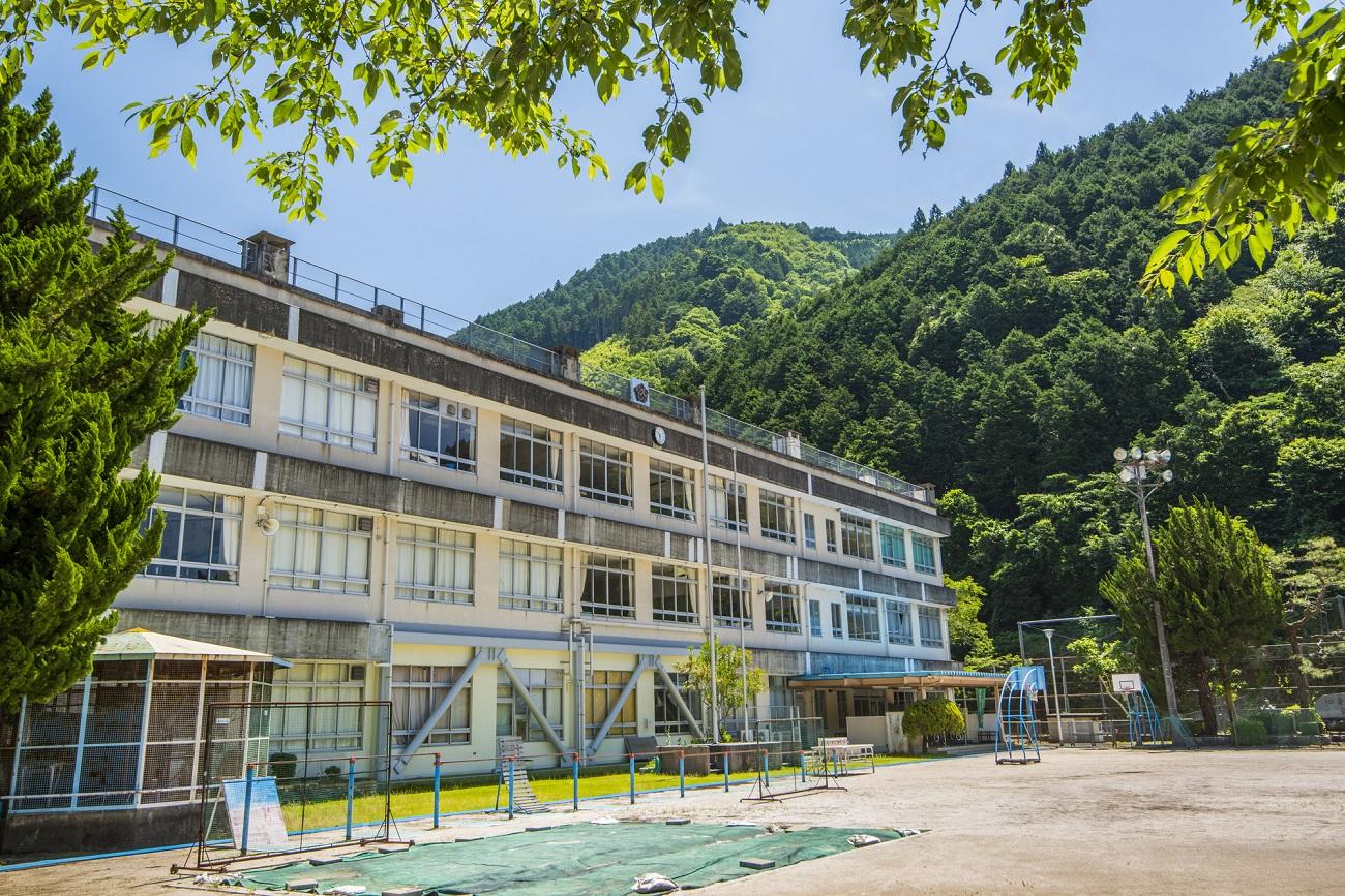 記事広島市立久地小学校 閉校のイメージ画像