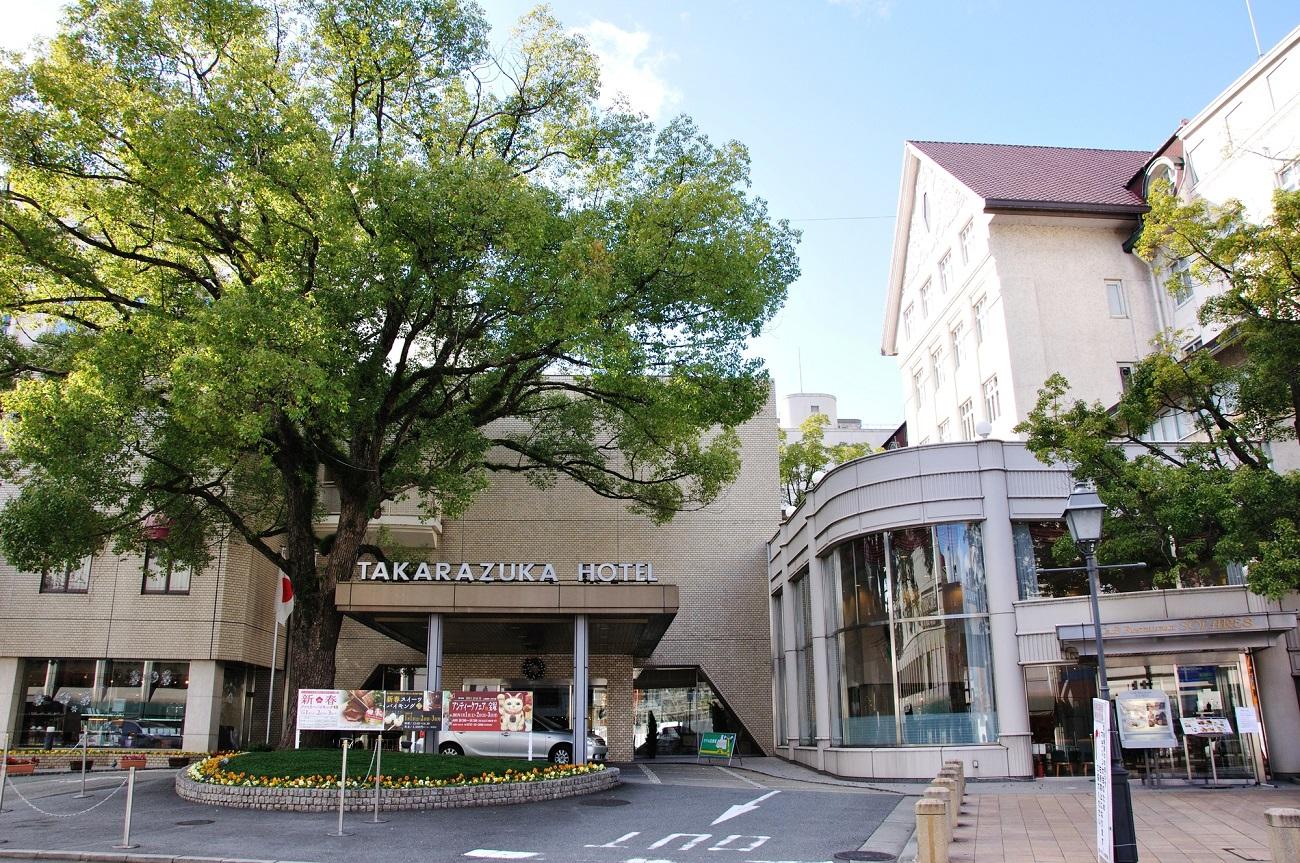 記事宝塚ホテル 閉館/解体のイメージ画像