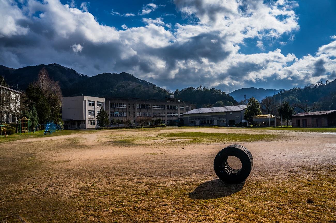 記事三朝町立南小学校 閉校のイメージ画像