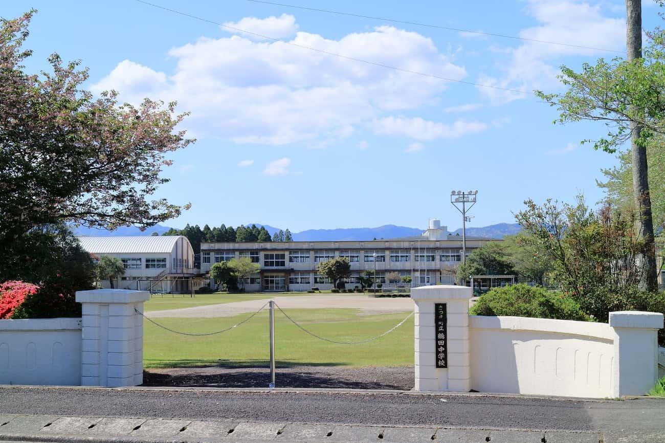 記事さつま町立鶴田中学校 閉校のイメージ画像