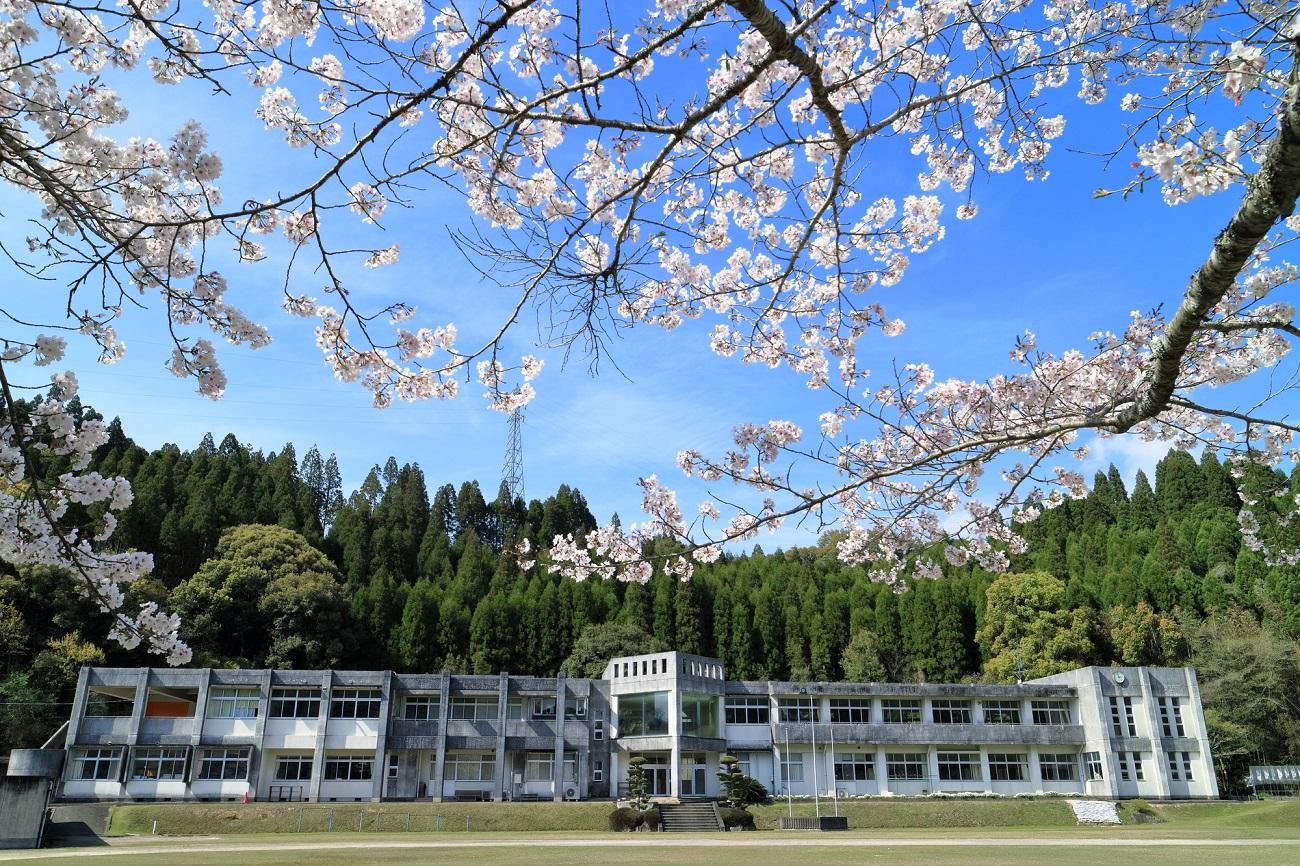 記事さつま町立山崎中学校 閉校のイメージ画像
