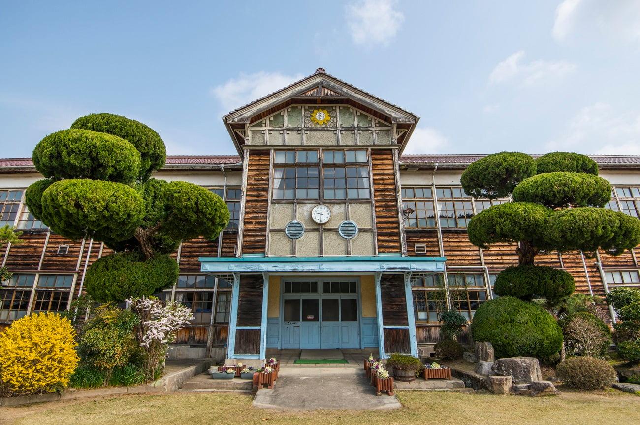 記事安芸高田市立郷野小学校 閉校のイメージ画像