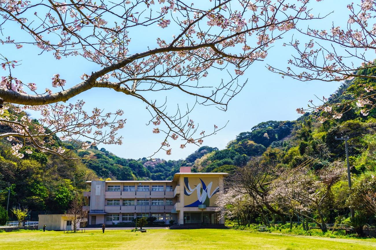 記事長崎市立樺島小学校 閉校のイメージ画像