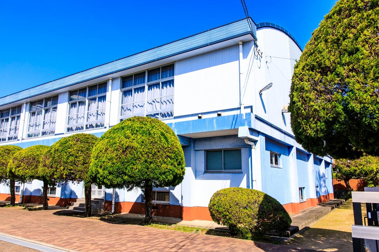 記事長崎市立式見中学校 閉校のイメージ画像