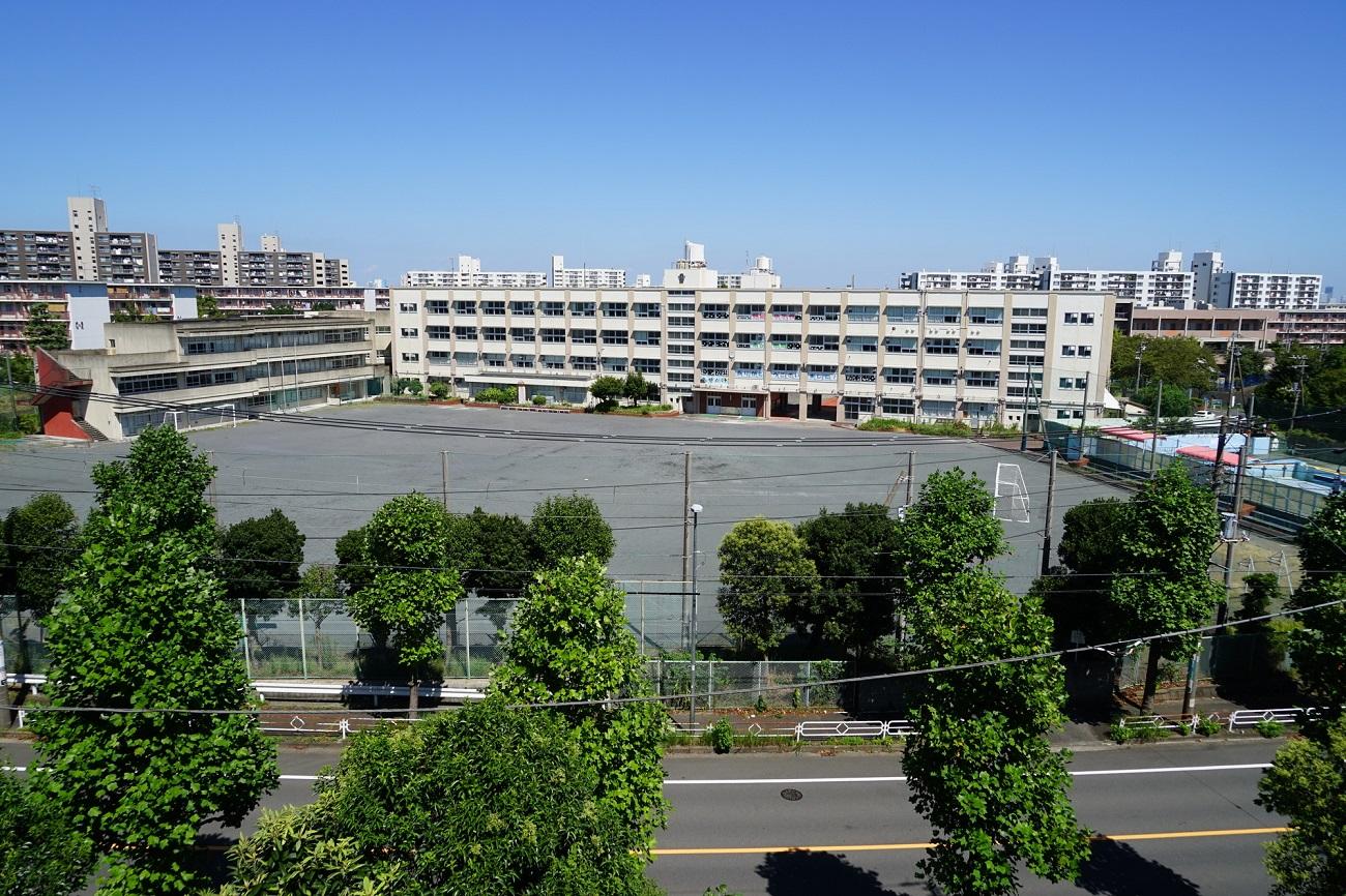 記事横浜市立野庭中学校 閉校のイメージ画像