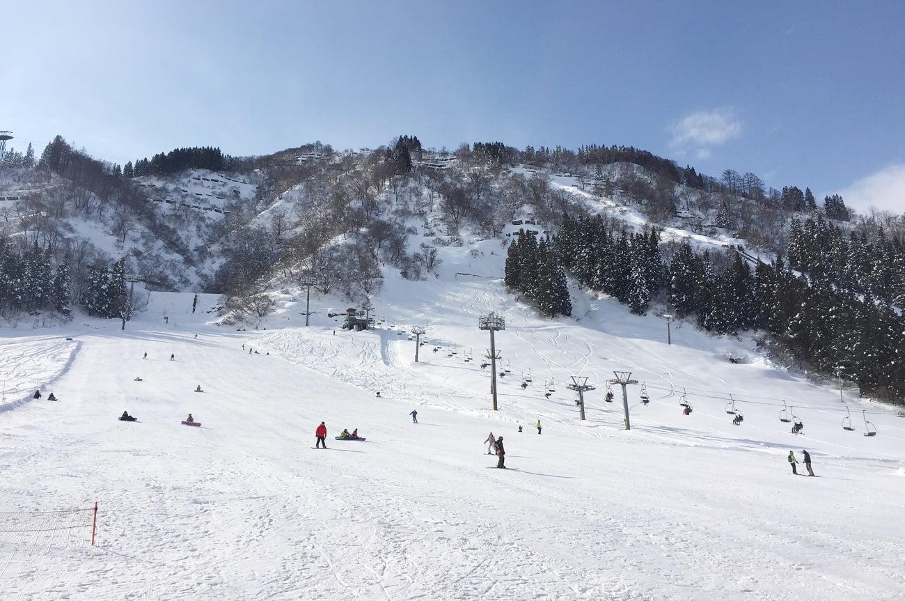 記事湯沢高原スキー場 布場ゲレンデ 営業終了のイメージ画像
