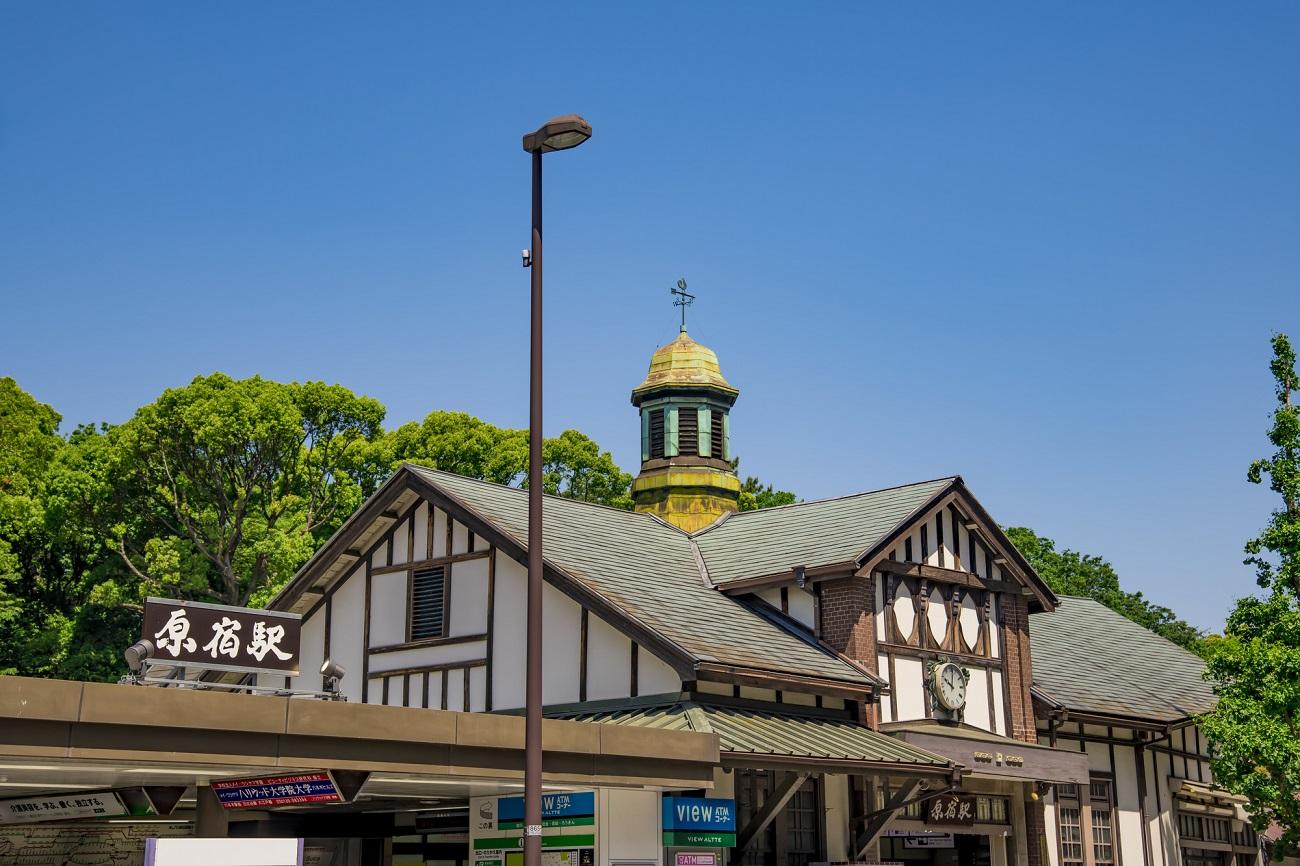 記事山手線 原宿駅駅舎 退役/取壊のイメージ画像
