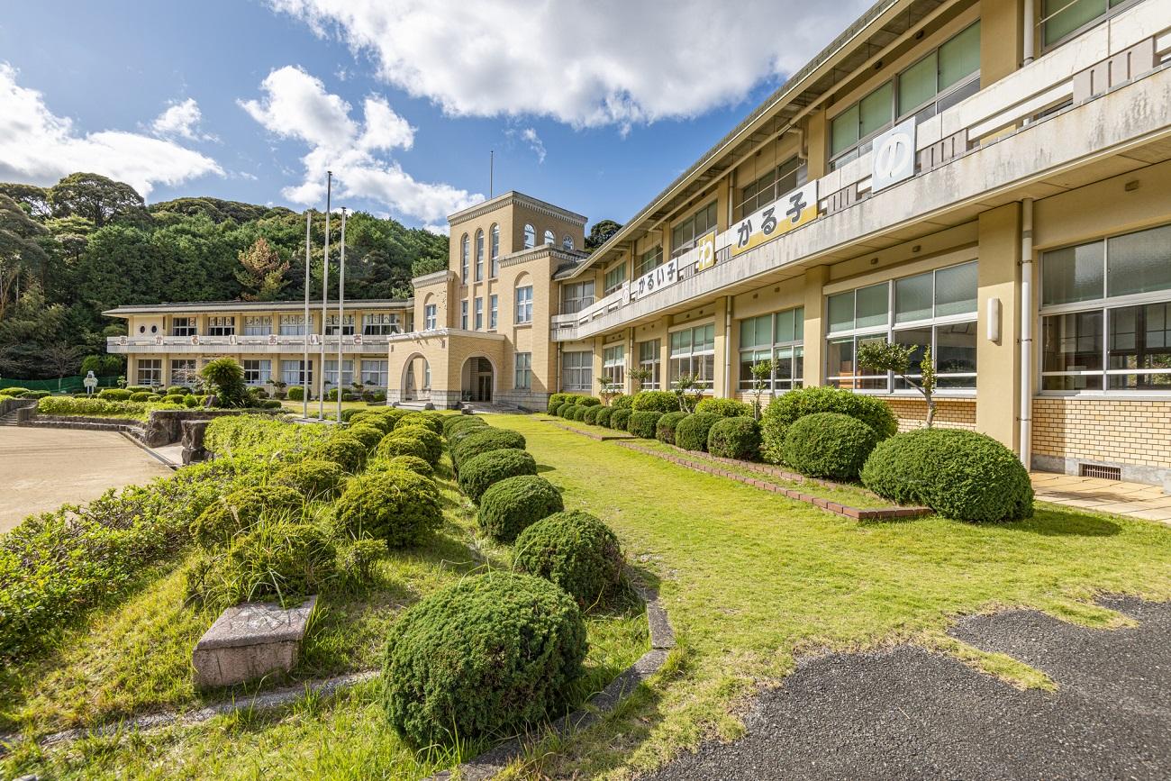 記事下関市立粟野小学校 閉校のイメージ画像