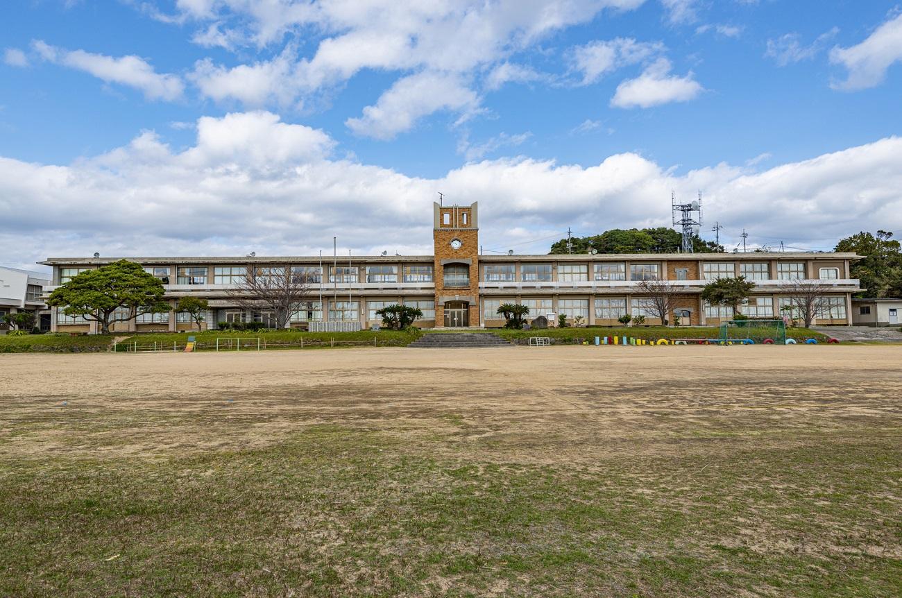 記事下関市立角島小学校 閉校のイメージ画像