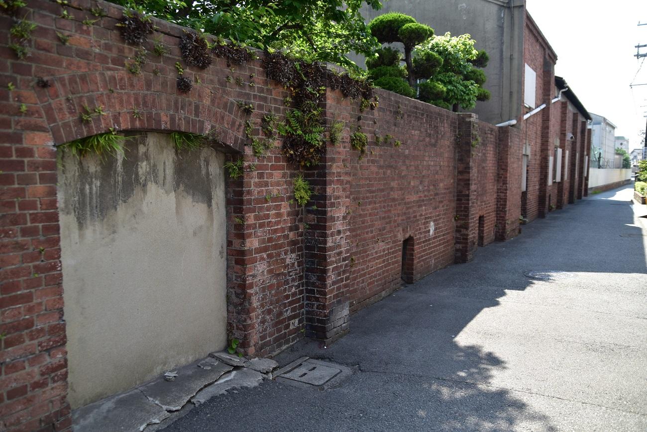 記事姫路港の赤れんが壁 取壊のイメージ画像