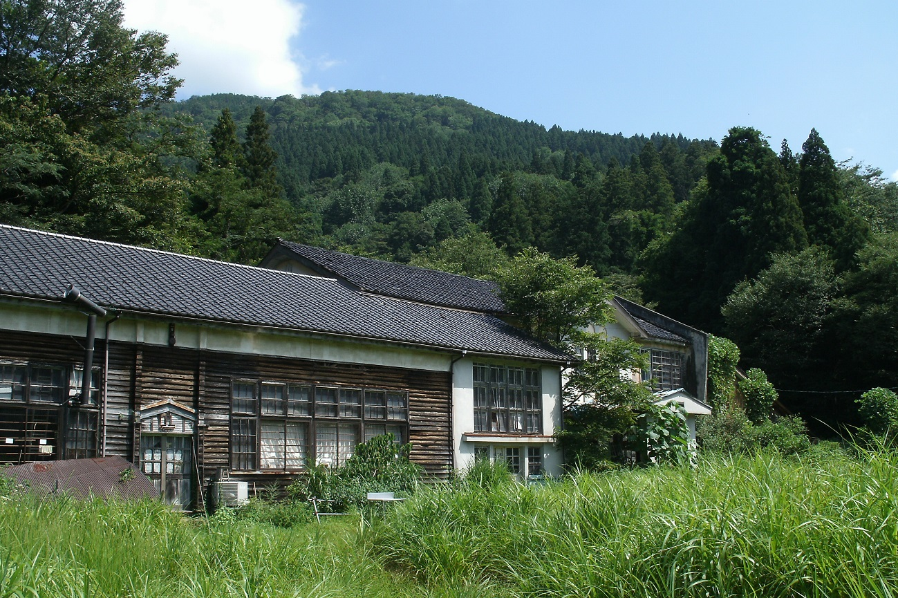 記事八尾町立桐谷小学校 閉校のイメージ画像
