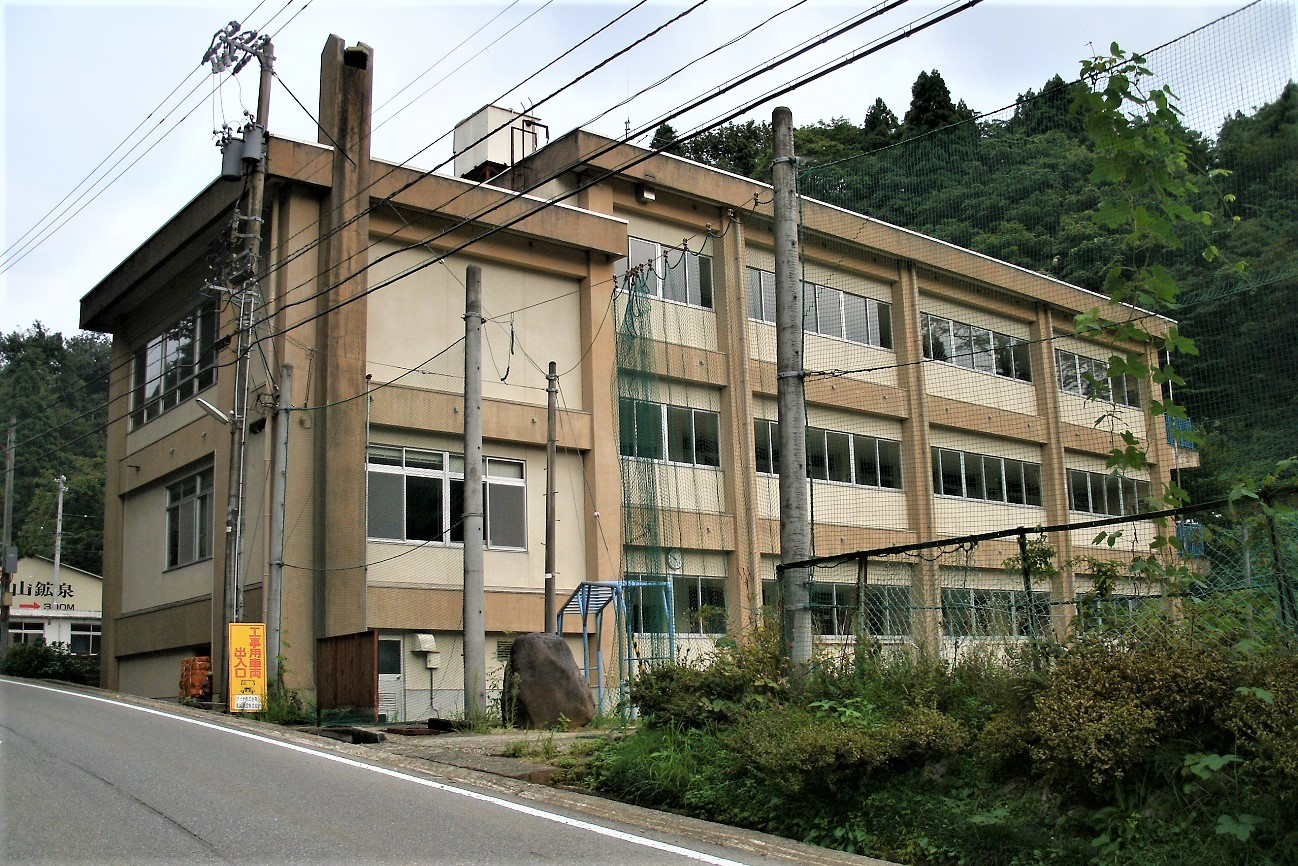 記事魚津市立坪野小学校 閉校のイメージ画像