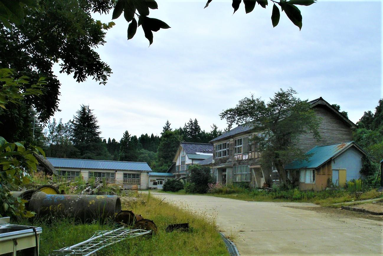 記事氷見市立赤毛小学校 閉校のイメージ画像