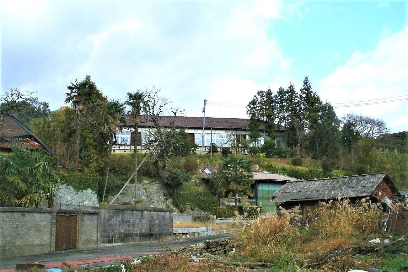 記事美祢市立厚保小学校旧校舎 引退のイメージ画像