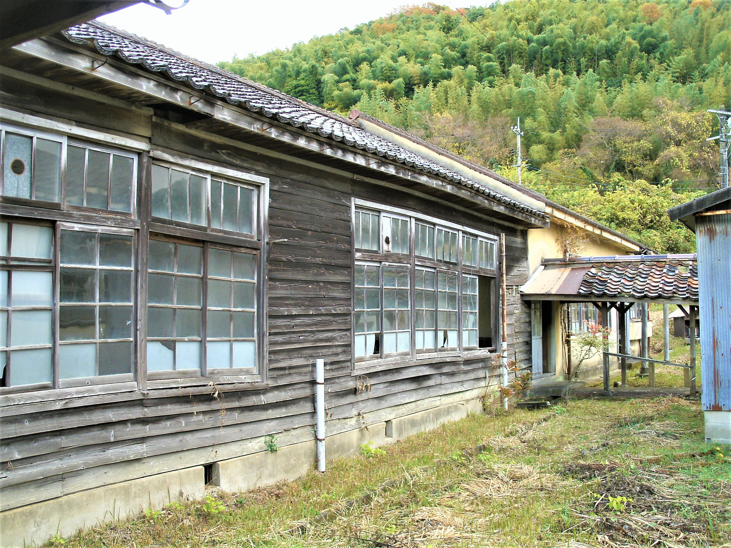 記事美祢市立堀越小学校 閉校のイメージ画像