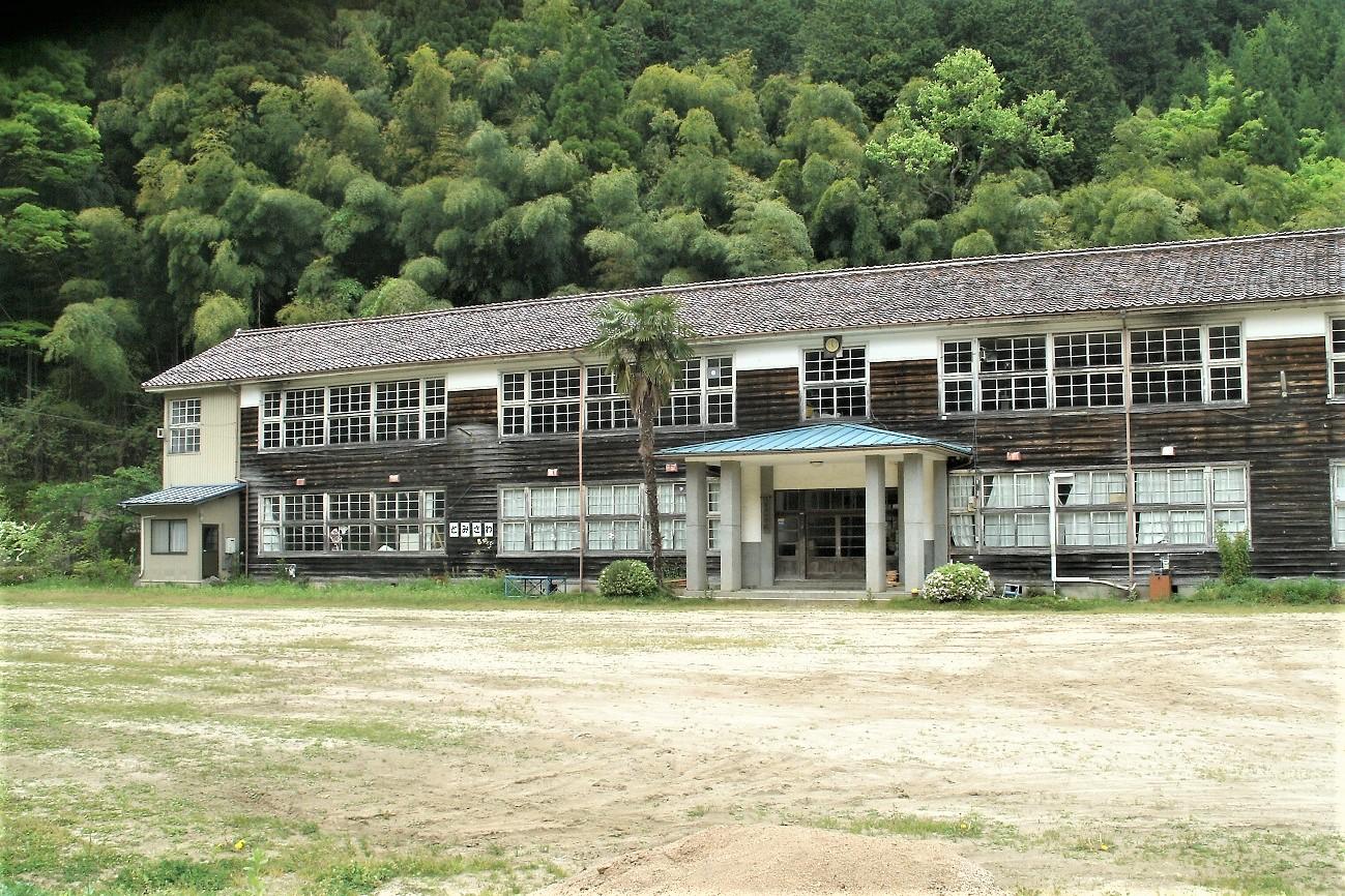 記事智頭町立富沢小学校 閉校のイメージ画像