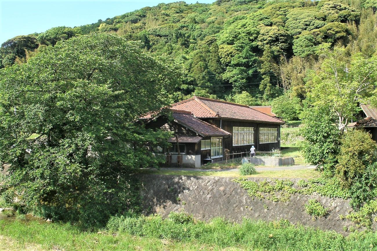 記事阿武町立宇田小学校 惣郷分校 廃校のイメージ画像